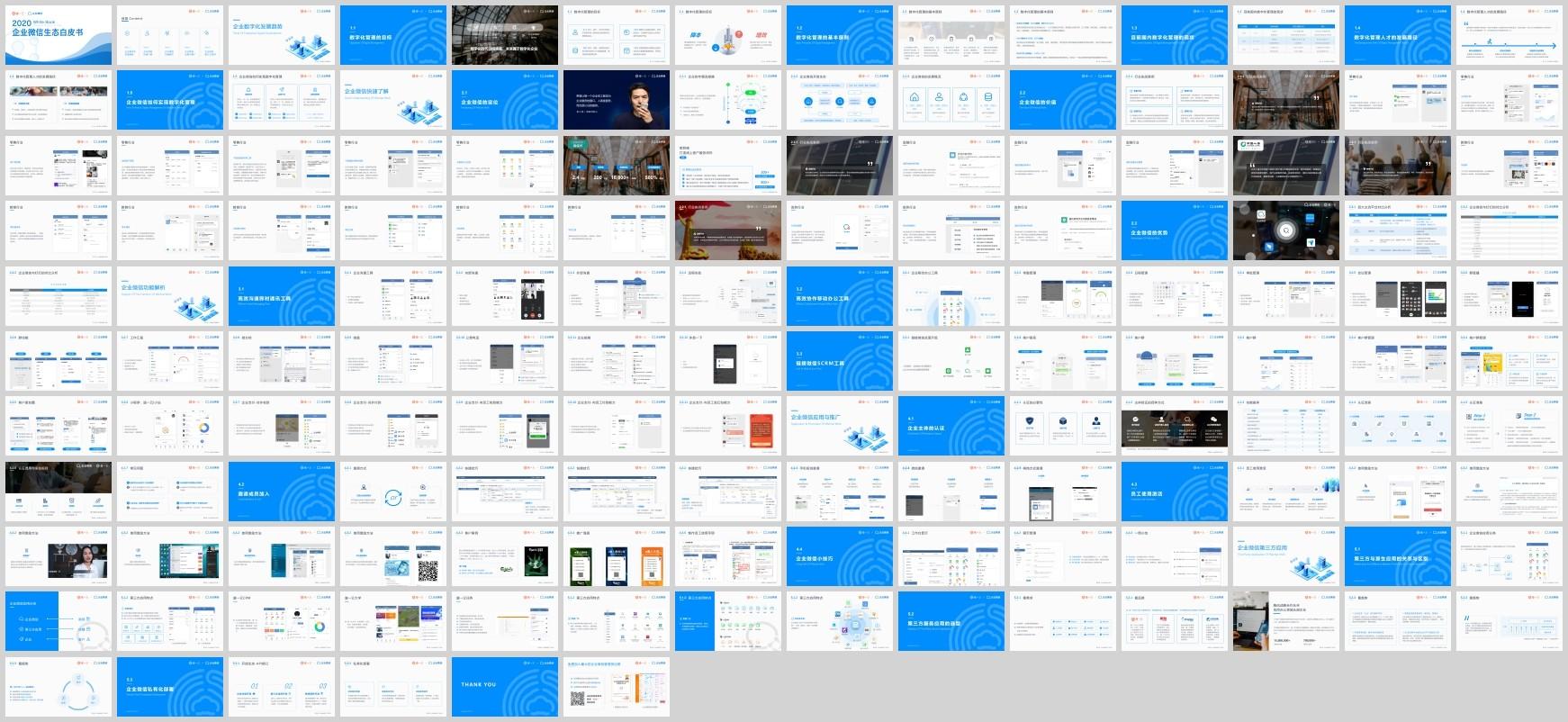 2021企业微信生态白皮书